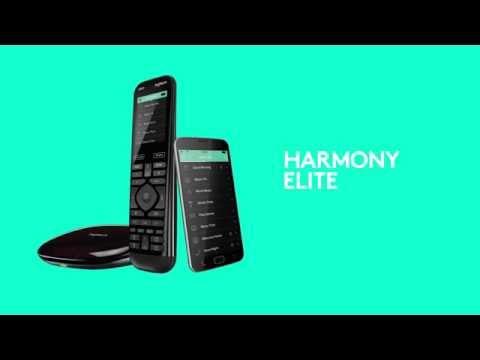 Logitech Harmony Elite (Universal, Infrarot, Bluetooth, WLAN)