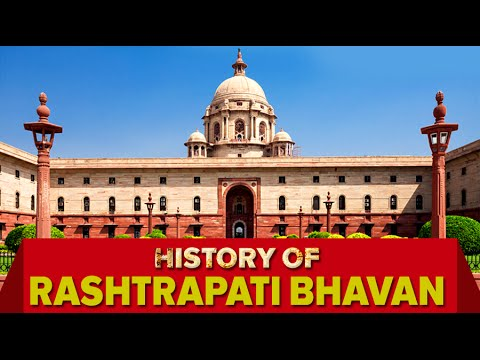 Facts-About-Rashtrapati-Bhavan