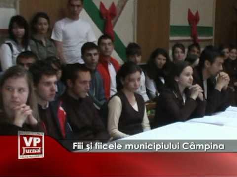 Fiii şi fiicele municipiului Câmpina
