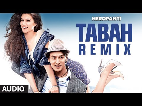 heropanti movie audio songs free
