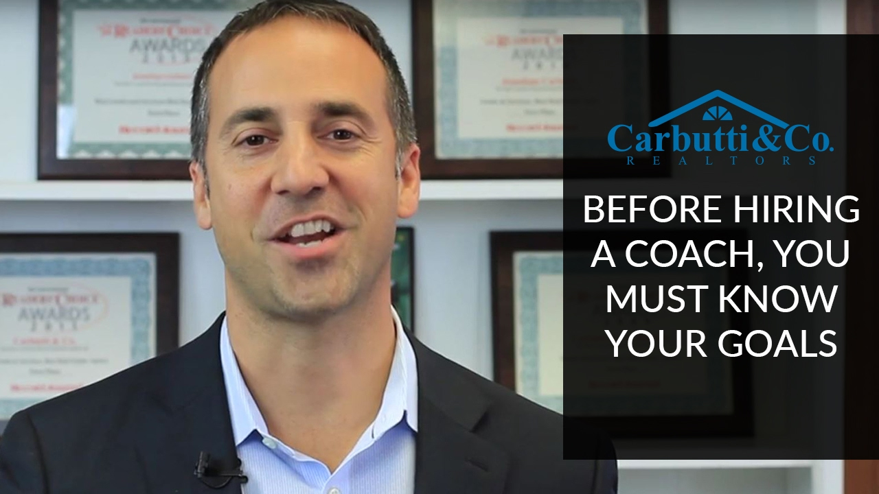 Before Hiring a Coach, You Must Know Your Goals