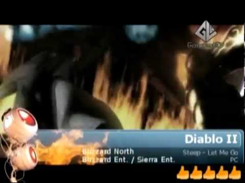 ОтжЫг на Gameland TV - Diablo 2