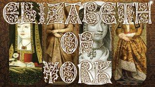 Elizabeth of York 1466-1503 (UPDATED)