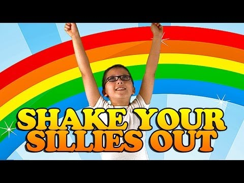 Download Shake Your Sillies Out ♫ Brain Breaks Songs for Kids ♫ Kids Action Songs by The Learning Station Mp4 HD Video and MP3
