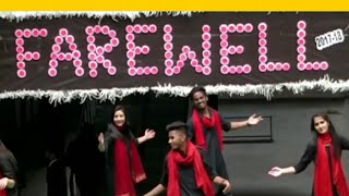 Super Act on Farewell 2018    awesome act performance on farewell program    board exam   practical