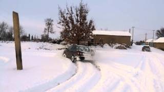 preview picture of video 'Audi quattro Merke'