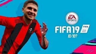 FIFA 19 - ПЛОХО ИЛИ ХОРОШО?
