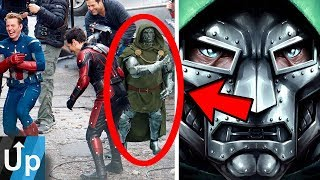 Why Doctor Doom Will Be In Avengers 4