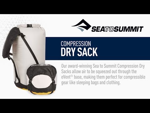 Sea to Summit - Compression Dry Sacks
