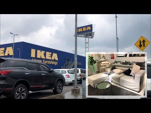 IKEA Alam Sutra - jalan jalan sama mereka