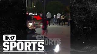 Gervonta Davis Breaks Up Strip Club Fist Fight | TMZ Sports - Video Youtube