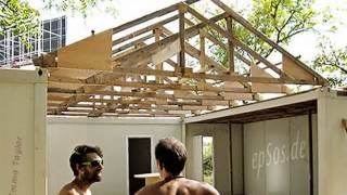 Shipping Container House Extension - Shipping Container House Extension