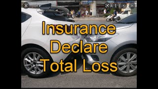 Declared Total Loss in Car Accident by Insurance, and  Want to Keep Car and Want Better Offer