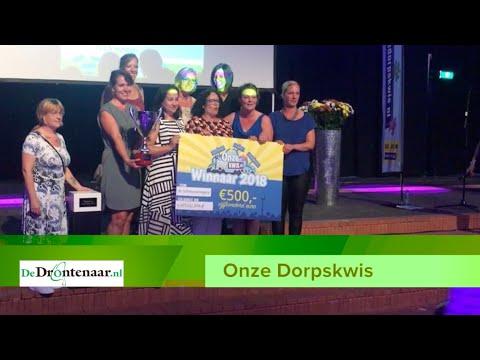 """Schelpzwoegers winnen Dorpskwis: """"Dat was precies wat wij wilden: mensen verbinden"""""""