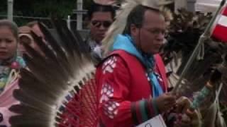 Американские индейцы в солнцевороте
