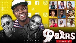 99 Bars Episode 3 (Nana Wan, Komzi, 4mula, Kweku Bany drop Major BARS)