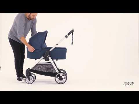 Flip XT² |  Carrycot
