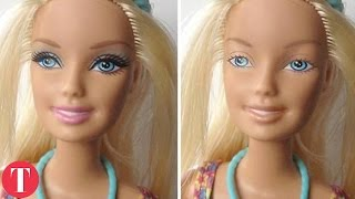 20 Surprising Facts About The Barbie Doll