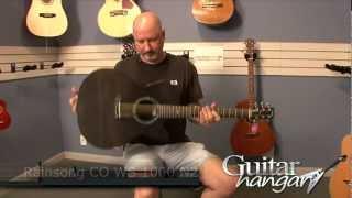 Rainsong CO-WS1000N2 Concert Series Carbon Fiber Acoustic Guitar | Guitar Hangar