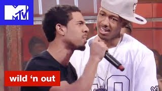 Nick Cannon Gives Props to Vic Mensa's Mad Flow | Wild 'N Out | #Wildstyle