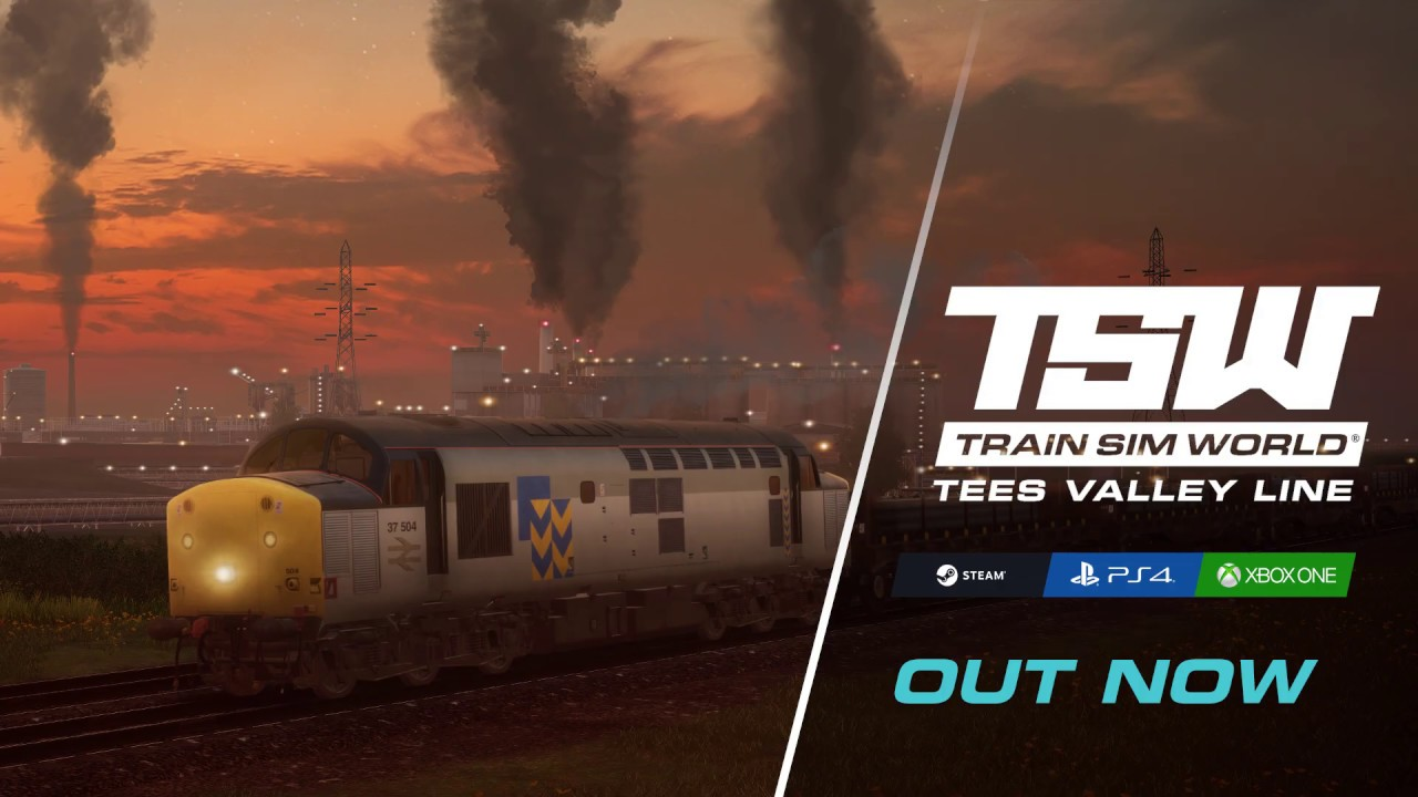 Train Sim World®: Tees Valley Line: Darlington – Saltburn-by-the-Sea video 1