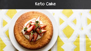 keto birthday cake without almond flour