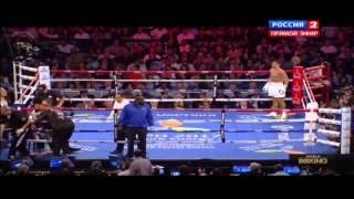 ГЕННАДИЙ ГОЛОВКИН из Казахстана нокаутировал бывшего чемпиона мира  1