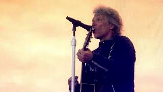 Bon Jovi: Wanted Dead Or Alive    Live From Wembley Stadium (June 21, 2019)