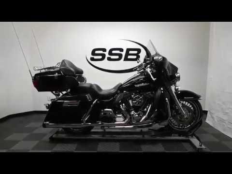 2013 Harley-Davidson Electra Glide® Ultra Limited in Eden Prairie, Minnesota