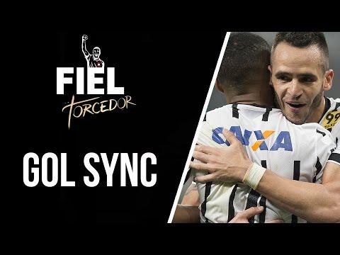 Gol Sync - Renato Augusto contra o Vasco