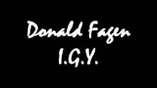 Donald Fagen - I.G.Y..wmv