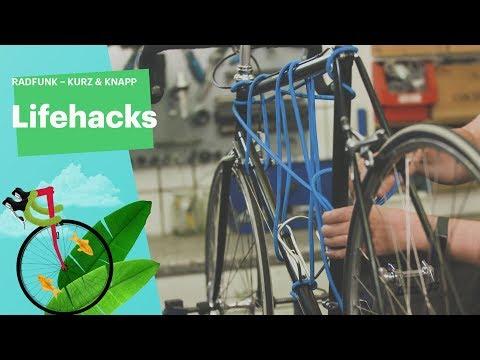 Lifehacks für euer Fahrrad | RADFUNK