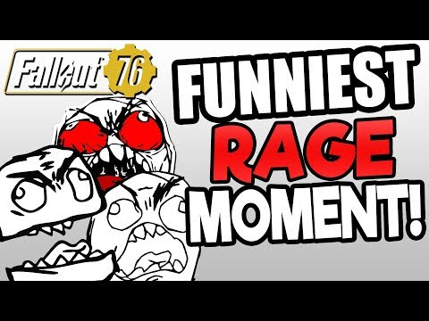 BEST RAGE MOMENT! Part 22 | Funny Fallout 76 Gameplay