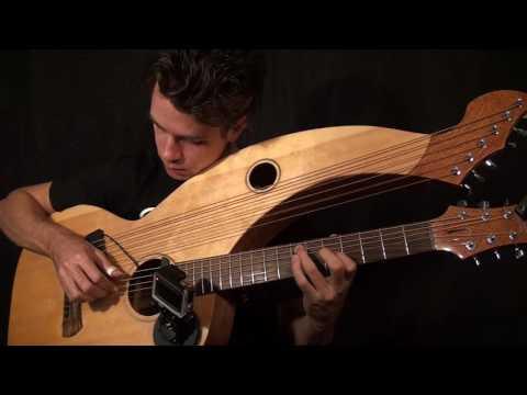 , title : 'Little Wing - Jimi Hendrix - Harp Guitar/Electric Cover - Jamie Dupuis'