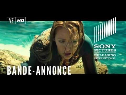 Instinct de Survie (The Shallows) - Bande-annonce - VF
