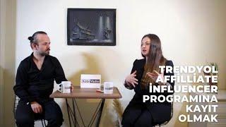 Trendyol Influencer Programına Kayıt Olma