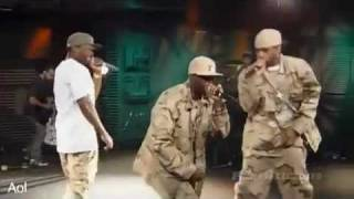G-Unit - Close To Me (Studio Performance)