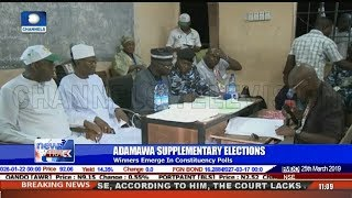Adamawa Supplementary Elections: Winners Emerge In Constituency Polls