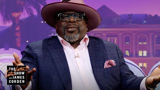 Cedric The Entertainer Can't Outgrow His Name