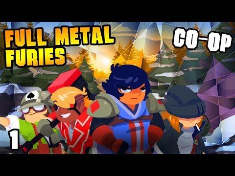 Gameplay de Full Metal Furies