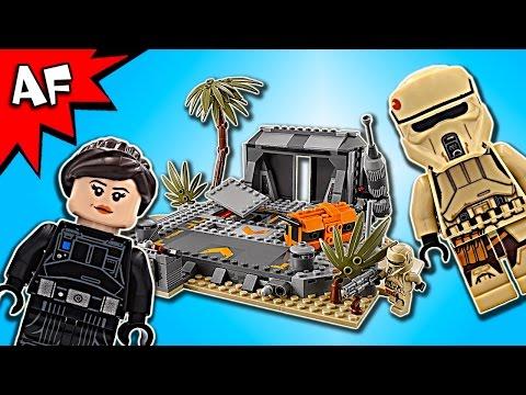 Vidéo LEGO Star Wars 75171 : Combat sur Scarif