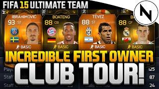 THE PERFECT CLUB?! - FIFA 15 CLUB TOUR!! - Ultimate Team