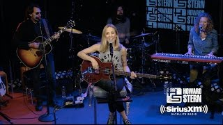 """Sheryl Crow """"Halfway There"""" Live on the Howard Stern Show"""