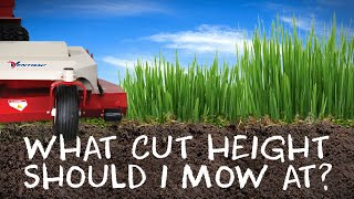 What is the Best Height to Cut Your Grass? Featuring Pete Denny of GCI Turf Services - Ventrac MMM