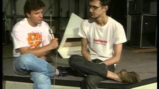 """Федор Чистяков и группа Ноль """"Марафон 15"""" 1992 год"""