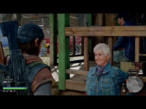Days Gone - Part Seven (PS4 Pro SSD HDR)
