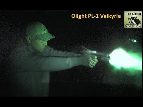Olight PL-1 Valkyrie 400 Lumen Weapon Light