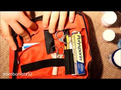 Il mio kit di pronto soccorso