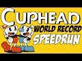 World Record Cuphead  All Bosses Regular in 2509