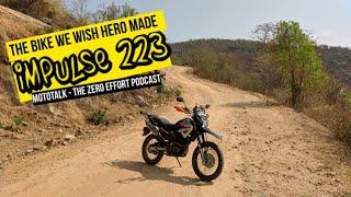 THE BIKE WE WISH HERO MADE - IMPULSE 223 - MotoTalk Feat. Sarath Shenoy